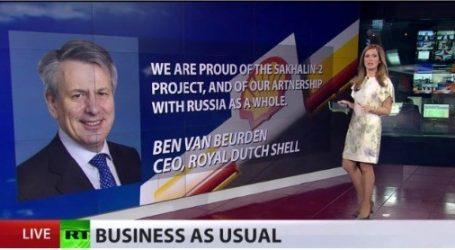 Глава Shell предрек России лидерство в добыче газа