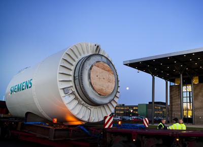 """TAP kəmərinin kompressorlarını """"Siemens"""" şirkəti təmin edəcək"""
