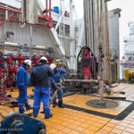 Extraction from Western Azeri platform resumed ahead of time