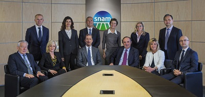 Italy's Snam reports 1H2018 results