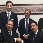 Snam signs MoU with Chinese SGID