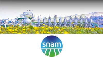 Snam commits cutting leaks