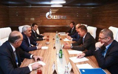 Газпром возобновляет поставки газа в Азербайджан