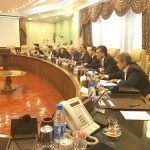 Президент SOCAR встретился с министром нефти Ирана