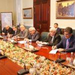 SOCAR prezidenti İran nümayəndə heyəti ilə görüşüb