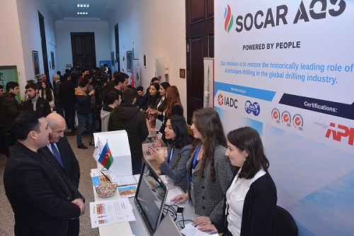 SOCAR AQS presented career prospects in Baku Higher Oil School