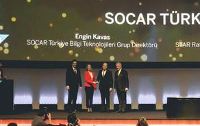SOCAR Turkey receives 'Digital Transformation of the Year' award