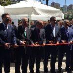 """İstanbulda """"SOCAR-Türkiyə""""nin yeni inzibati binasının açılışı olub"""