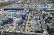 Президент Алиев ввел в строй карбамидный завод в Сумгайыте
