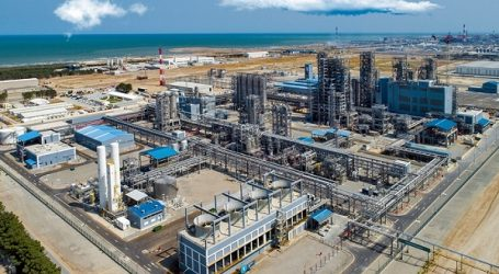 Polyethylene production in Azerbaijan increases by almost 46%