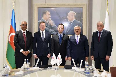 SOCAR и Statoil договорились о коммерческих принципах контрактов