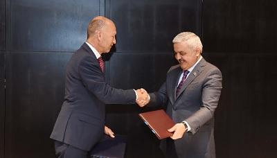 SOCAR и Equinor подписали 2 контракта на разработку площадей в азербайджанском секторе Каспия