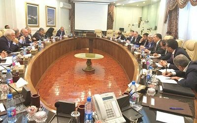 SOCAR President meets with Iranian Oil Minister