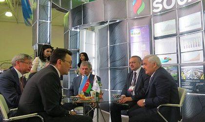 SOCAR prezidentinin Özbəkistan səfəri