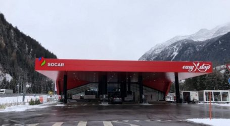 SOCAR Increases Number of Filling Stations in Switzerland to 200