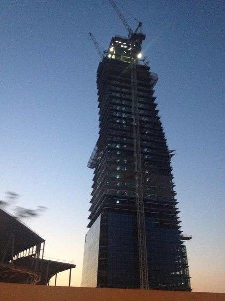 Башня SOCAR