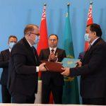 Белоруссия и Казахстан договорились о поставках нефти