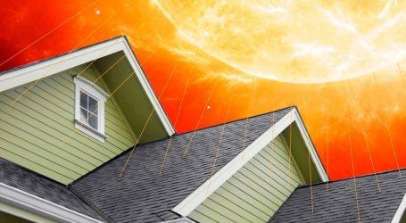 Солнечная краска превратит ваш дом в источник чистой энергии
