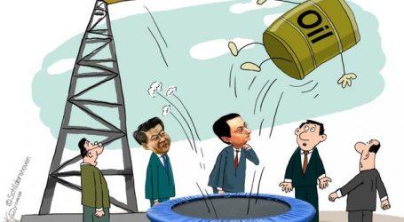Цены на нефть опустились ниже $30 за баррель