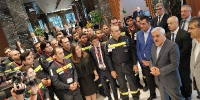 SOCAR rəhbərliyi STAR-da çalışan gənc azərbaycanlılarla görüşüb
