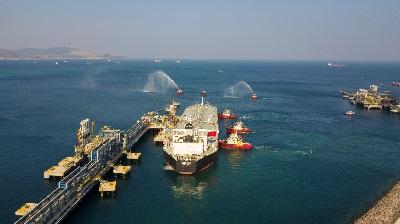 НПЗ STAR получил первую партию нефти из Азербайджана