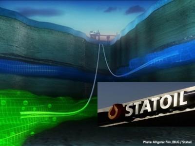 Чистая прибыль Statoil в I квартале составила $607 млн