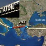 Statoil уточнила стоимость сделки по продаже доли в газопроводе ТАР