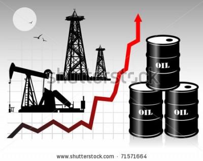 Neftinin bir barrelinin qiyməti $68-ı ötdü