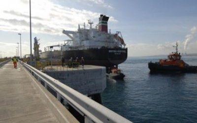 Транспортировка грузов через Грузии в 2017г. снизилась