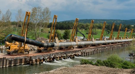 Azerbaijan Supplies 6.7 Bcms of Gas to Turkish Market via TANAP Pipeline