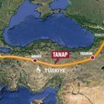 Определены подрядчики строительства газопровода TANAP
