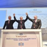 Ceremony of laying foundation of TANAP gas pipeline took place in Kars