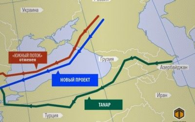 Gazprom and Turkey Consider Signing Protocol of Turkish Stream
