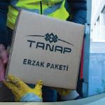 TANAP-ın keçdiyi ərazilərdə əhaliyə sosial yardım edilib