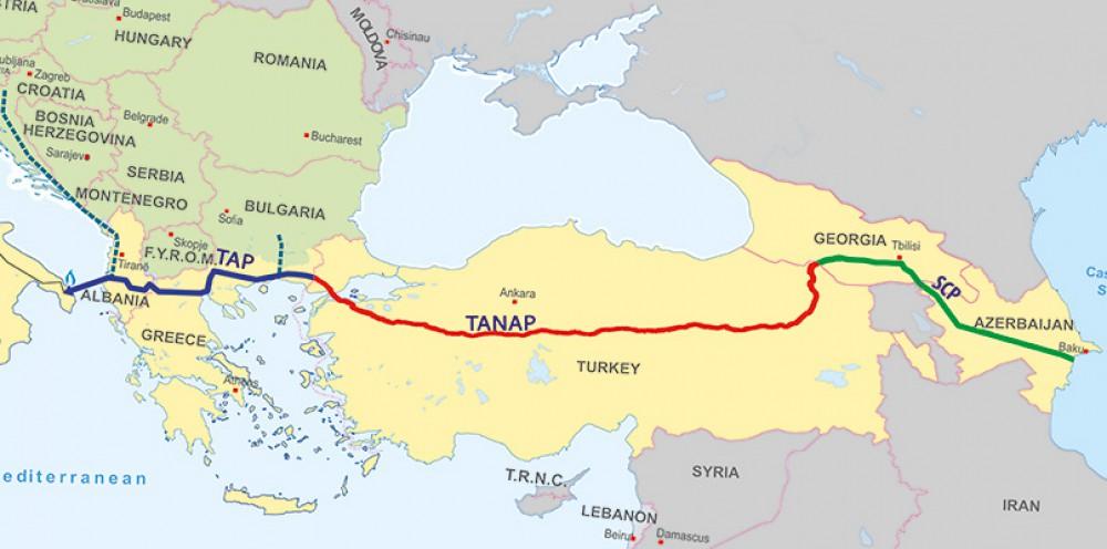 Prezident Əliyev TANAP-la əlaqədar Türkiyəyə səfər edəcək