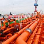 Белнефтехим подтвердил покупку очередного танкера нефти из Азербайджана