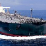 Tanker with Russian oil for Belarus arrives in Klaipeda