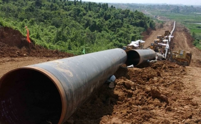 Trenching complete on 97% of TAP route in Greece, Albania