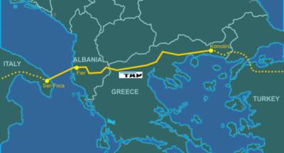 Albaniyada TAP-ın 99%-i yekunlaşıb