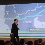 Tsipras inaugurates TAP gas pipeline in Greece