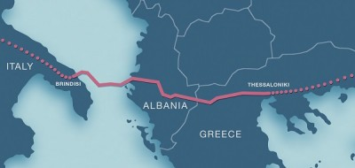 ALBANIA EYES GASIFICATION VIA TAP PIPELINE
