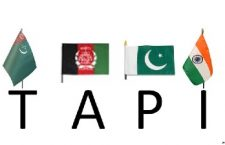 Pakistan will start implementation of the TAPI project by December 2018