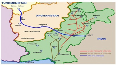 Working commission for TAPI Gas Pipeline project created – Caspian