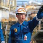 Тенгизшевройл за I полугодие добыл 13 млн. тонн сырой нефти