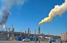 Выбросы газа на месторождении Тенгиз взбудоражили общественность