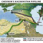 Sentyabrda CPC ilə neft ixracı 40% artıb