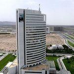 """В Ашхабаде обсудили эксплуатационное состояние газопровода """"Туркменистан-Китай"""""""