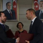 "Energetika Nazirliyi və ""Total"" Memorandum imzalayıb"