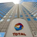 In 2013 Total's net profit dropped by 20%