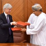 Total to develop gas projects in Oman